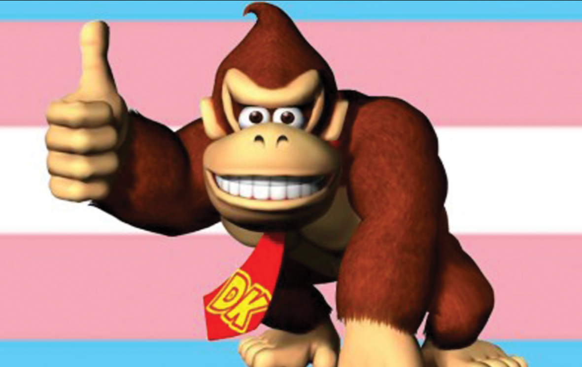 57 hours of Donkey Kong! (or Why the left should care more about gaming)