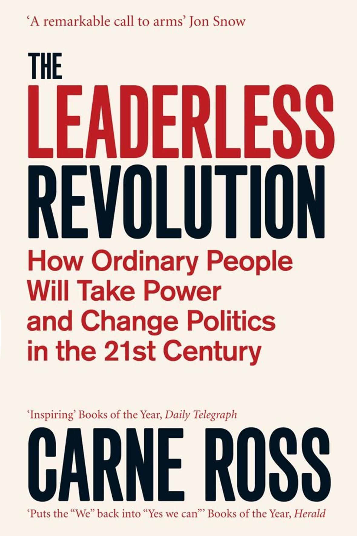The Leaderless Revolution | Review