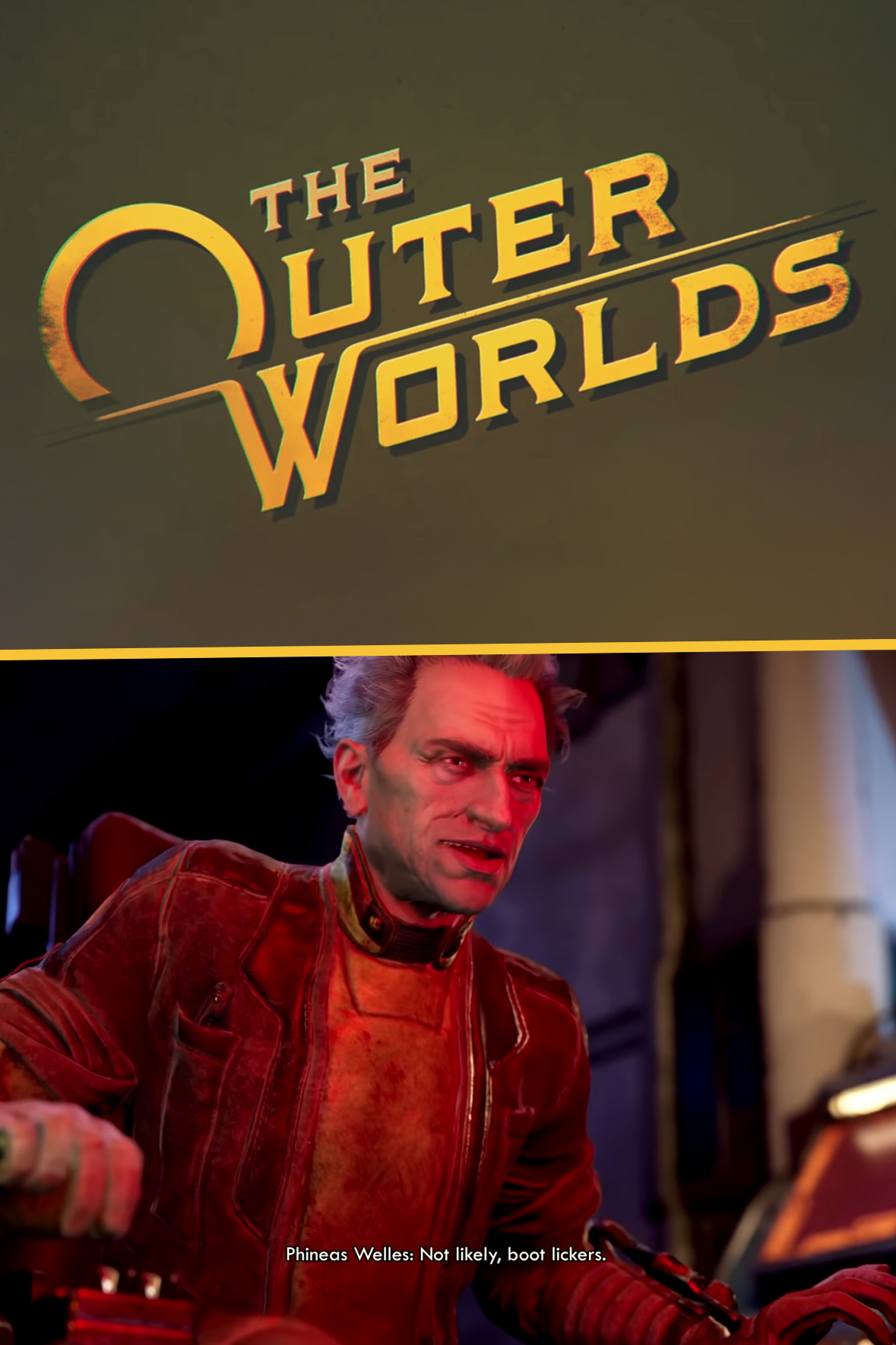 The Outer Worlds | RBG