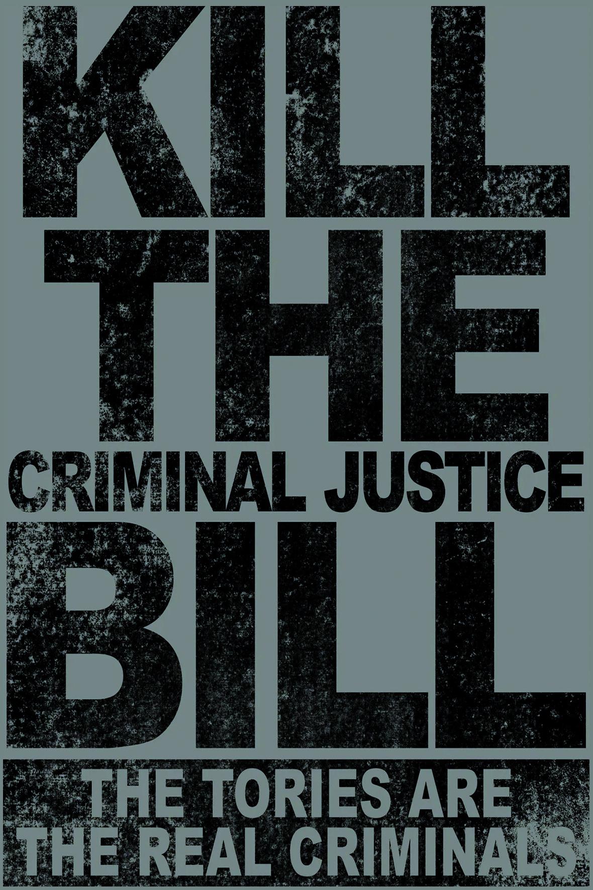 On the slogan #KillTheBill | Opinion
