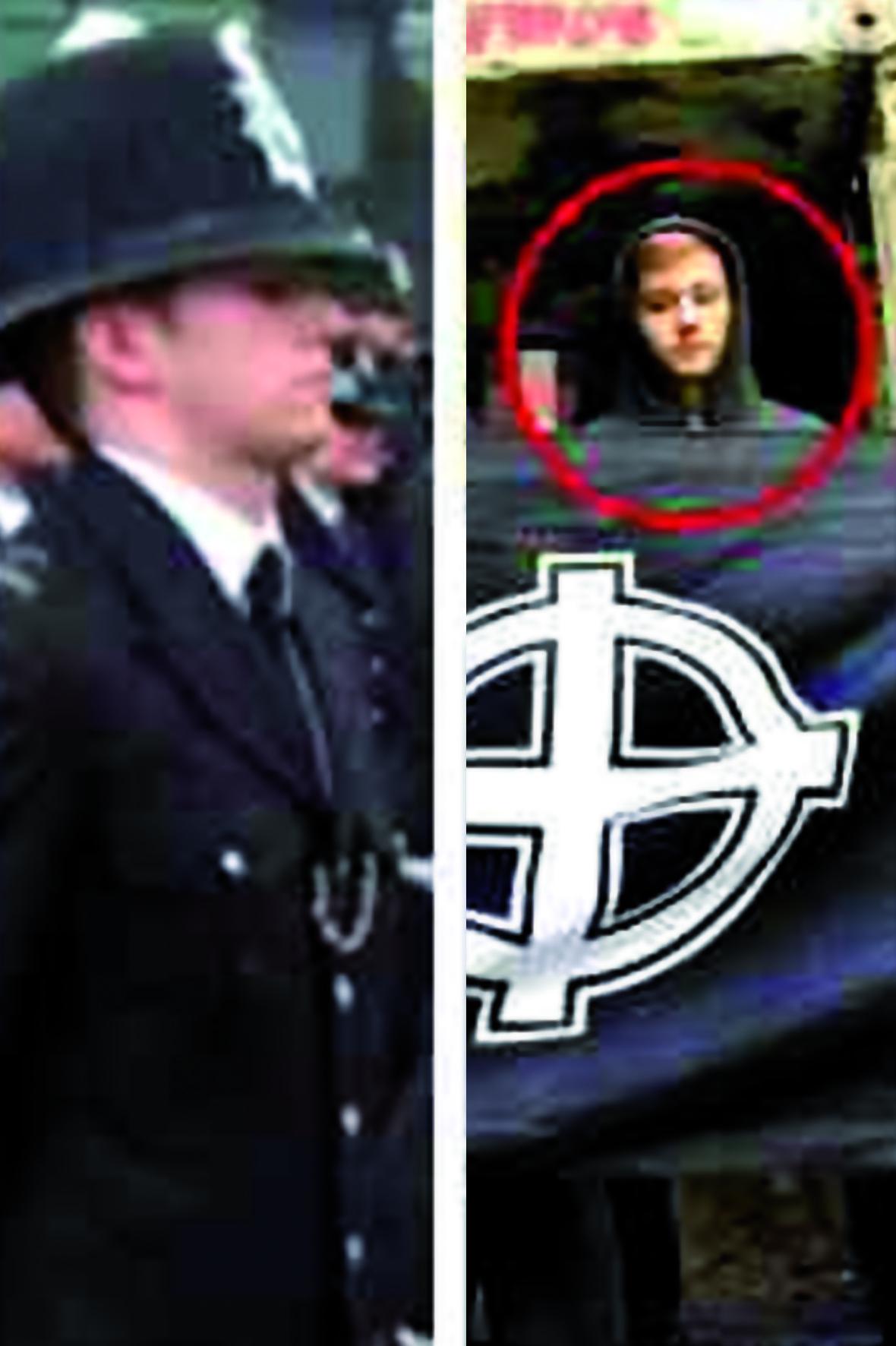 Nazi Cop Convicted | In Brief