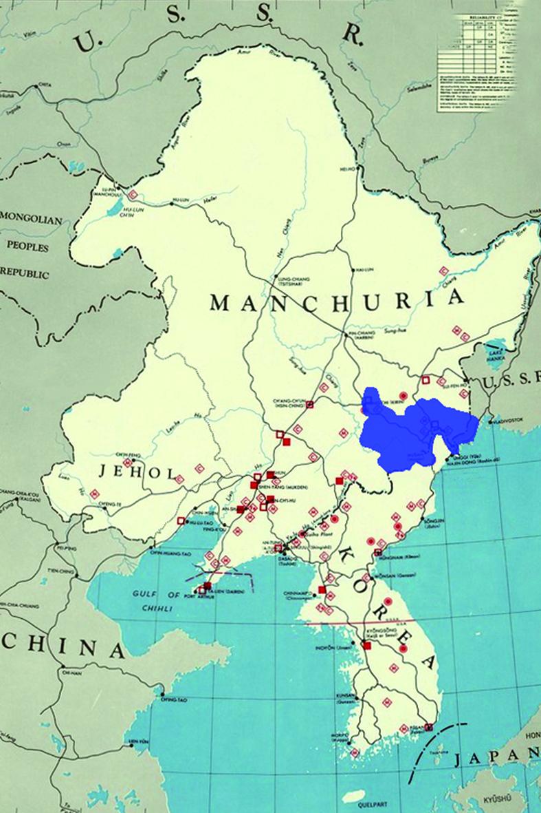 Shinmin Prefecture - Summarised | Historical